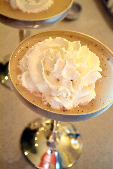 Baileys&coffeemilkshake